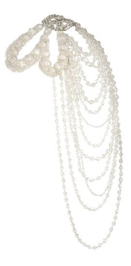 1920s Collar Piece
