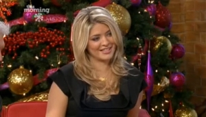 Holly Willoughby designer dress
