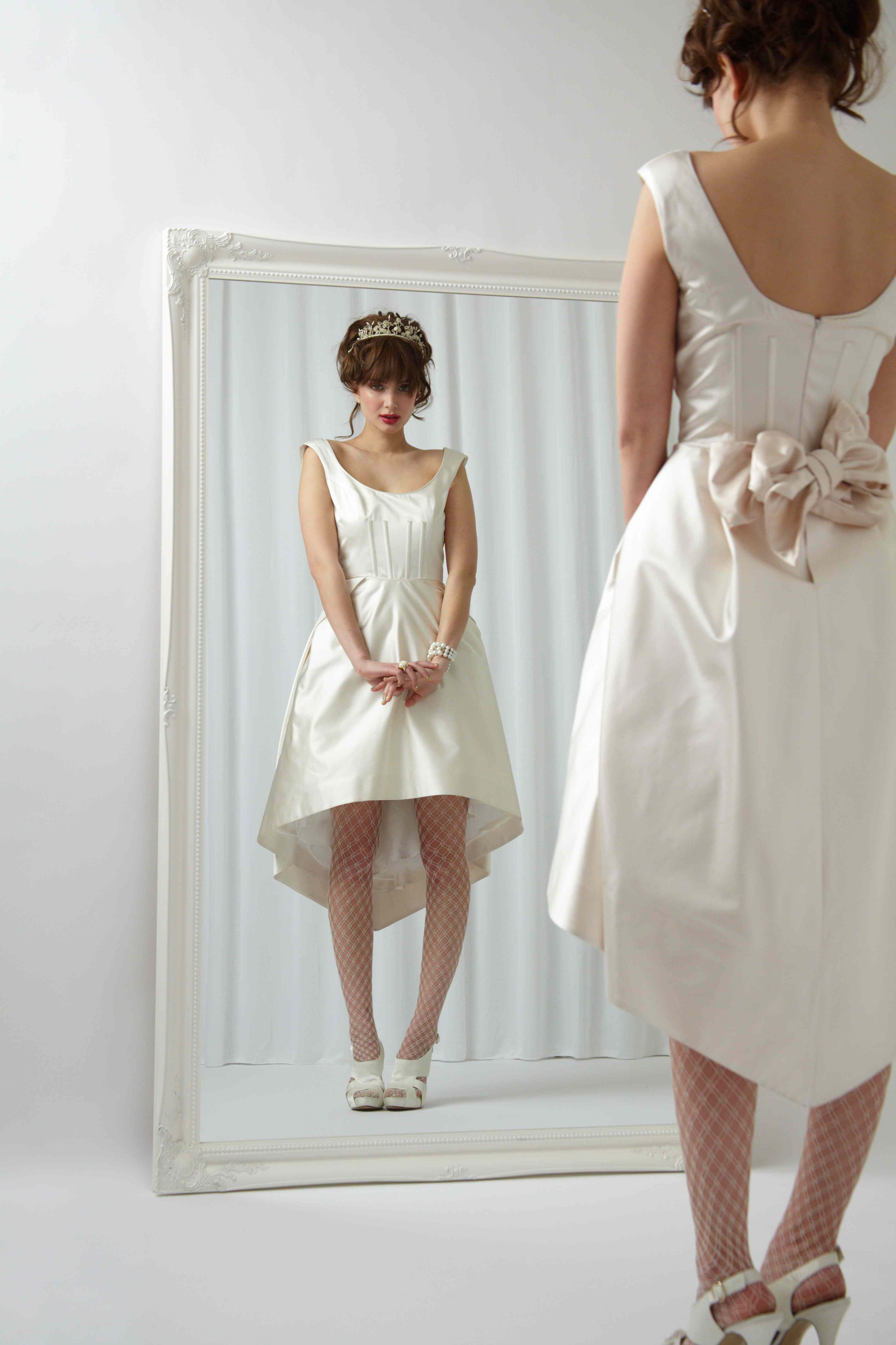 9d7f94a2f70 Plus size wedding gowns with color embroidery, quirky wedding dress ...