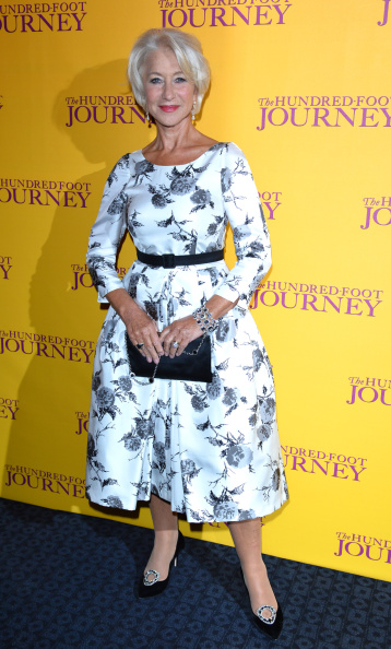 """The Hundred Foot Journey"" - UK Gala Screening - Red Carpet Arrivals"