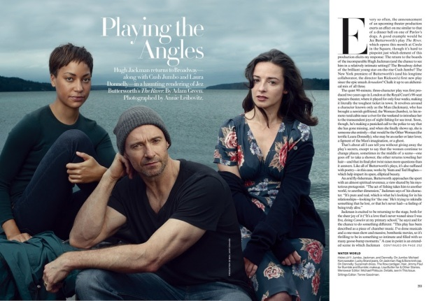 US Vogue laura Donelley