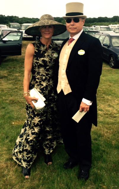 ascot couple 2