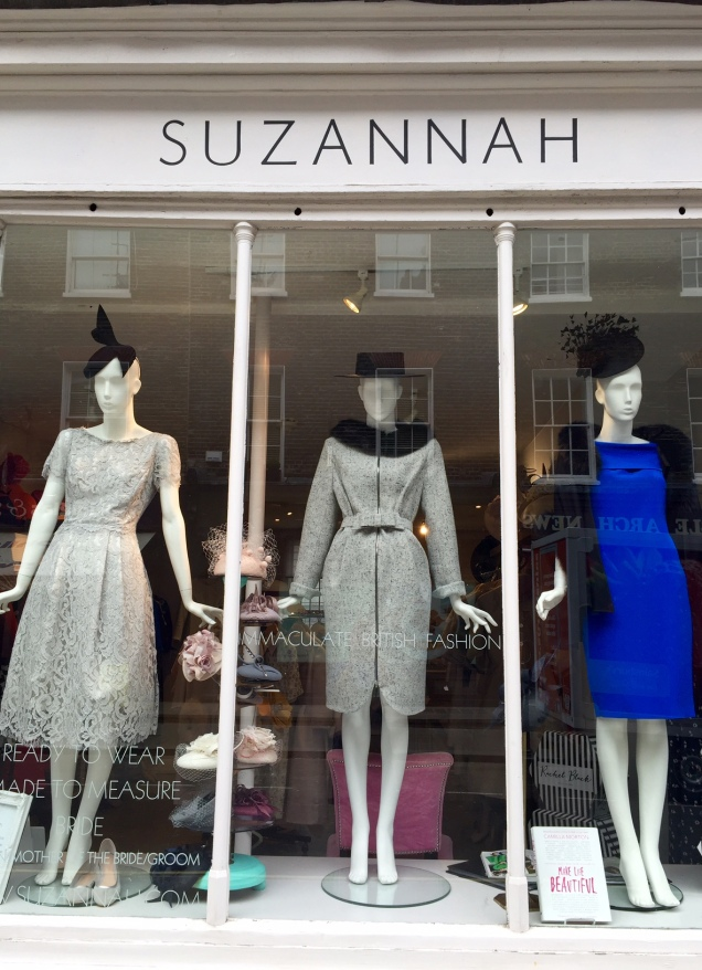 Suzannah Boutique 17th Oct